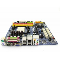 Gigabyte GA-M61PM-S2 Motherboard with AMD Athlon 3800+ CPU and 2GB DDR2