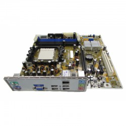 ASUS M2N68-LA motherboard with AMD Athlon 1640B CPU