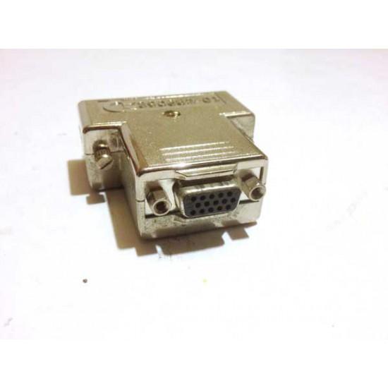 Adattatore VGA originale Commodore da 23 a 15 poli per tutti i computer Commodore Amiga