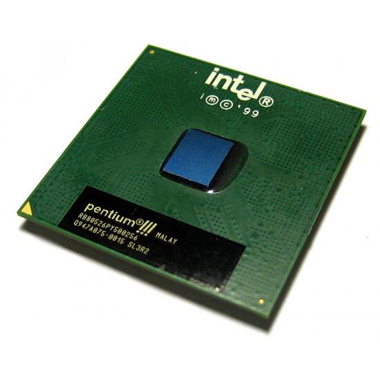 CPU Intel Pentium III RB80526PY500256 SL3Q9