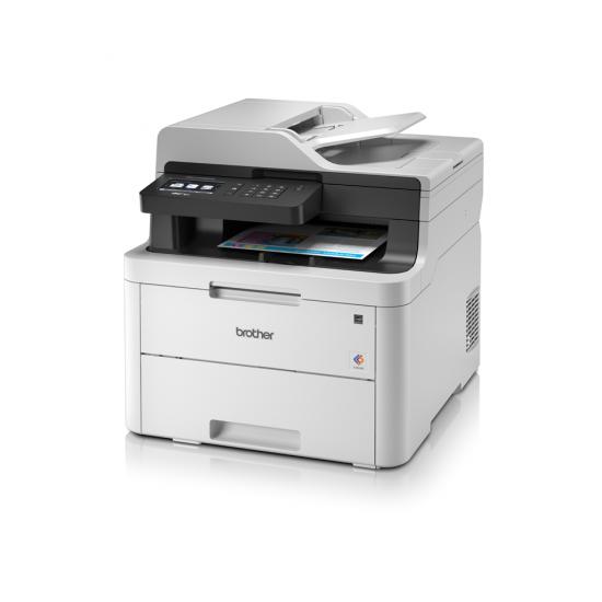 Stampante multifunzione Laser a colori Brother MFC-L3730CDN