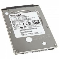 2.5 Inch SATA internal hard disk Toshiba MQ01ABF050 size 500GB