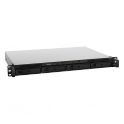 Soluzione Server Synology	RackStation RS819 2GB RAM e 20 TeraByte di Storage Incluso