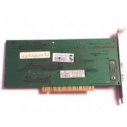 Scheda Video PCI per PC S3 Virge/DX Q5C2BB 86C375 9811 BB755 con 4 MB di Ram
