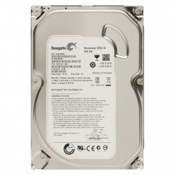 Hard Disk interno da 500GB SATA 3,5 Pollici ST3500418AS