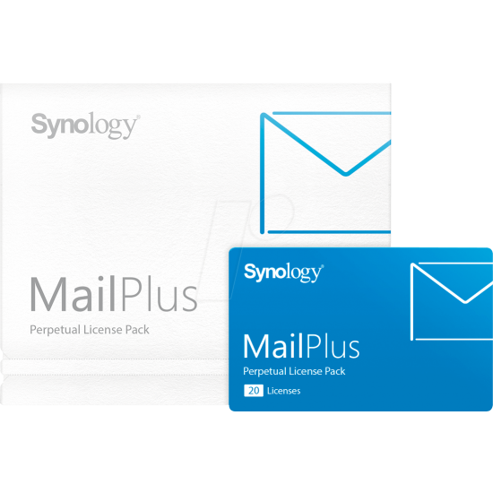 Licenza Synology MailPlus