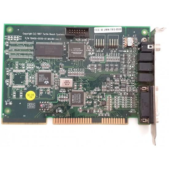 Scheda Audio interna per slot ISA 16bit Malibu Surround 64 TB400-0550-01 / JMN-TBS-0550