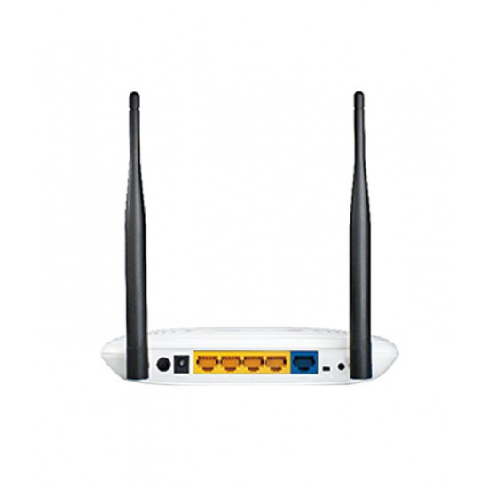 Router Broadband TP-Link TL-WR841 con firmware DD-WRT v3 r30949