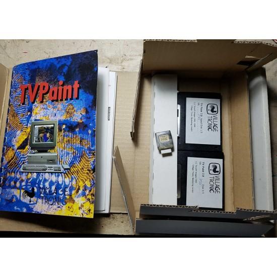 Scheda Video Frame Buffer Colormaster AVideo 24 per Amiga 500 / 500 Plus