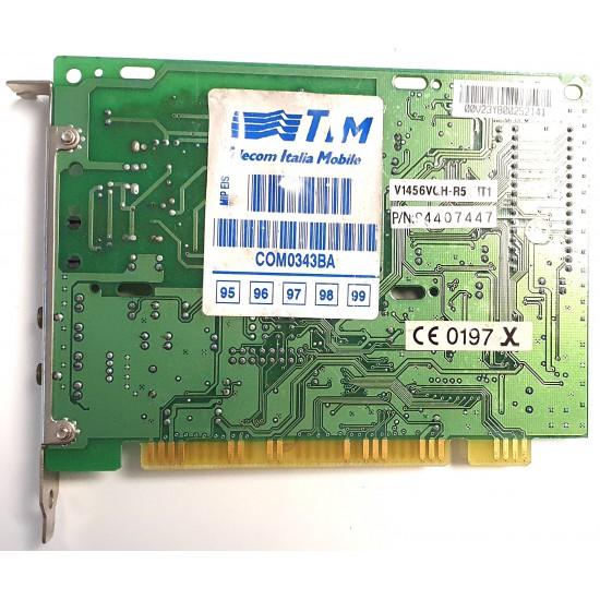 Internal modem Rockwell 16 Bit ISA 80-200V23E-2 (V1456VQH-R5)
