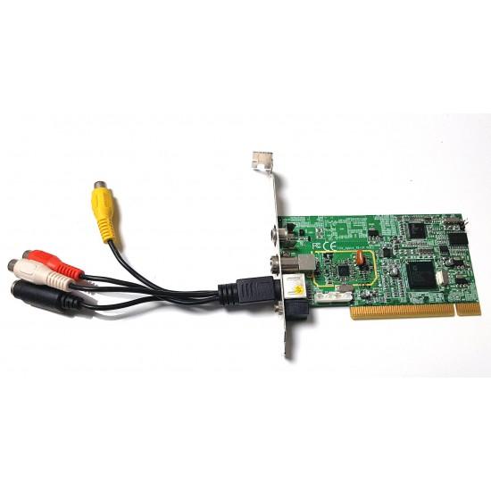 Scheda Tuner TV DVBT per PC interna VS-DVBT210RF Philips