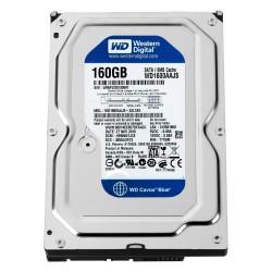 Hard Disk drive SATA II size 160GB WD 7200RPM 8mb cache WD1600AAJS