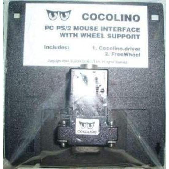 Adattatore mouse PS/2 Cocolino per tutti i imodelli Commodore Amiga