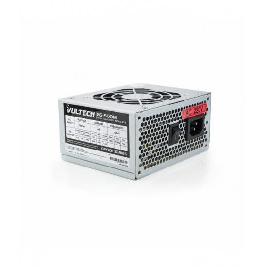 Alimentatore mini ATX Vultech GS-500M da 500 Watt