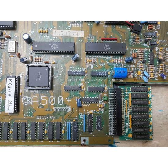 MainBoard Amiga 500 Plus Rev 8a