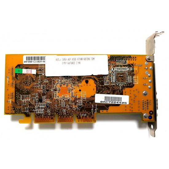 Scheda video ASUS AGP-V7100 T 32MB