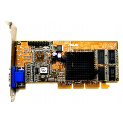 ASUS AGP-V7100 T 32MB video card