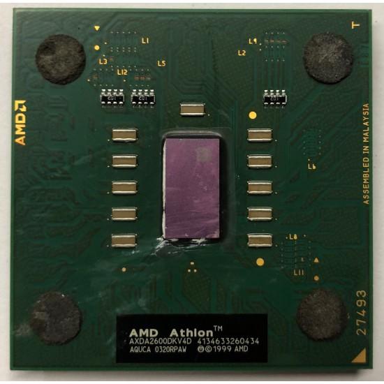 CPU AMD Athlon XP 2600 AXDA2600DKV4D 1.917GHz Socket 462