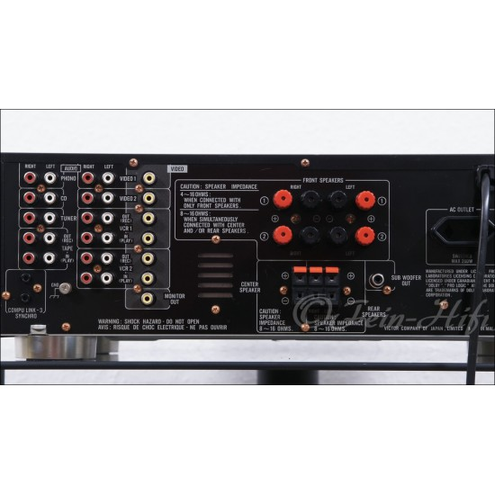 Amplificatore audio HIFI JVC AX-V8