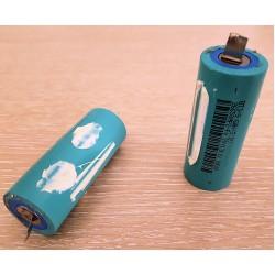 Lithium Iron Phosphate type LiFePo Battery4 size 26650