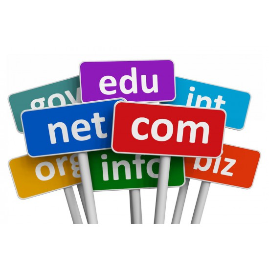 Voucher to Register / Transfer / Renew a Domain Name