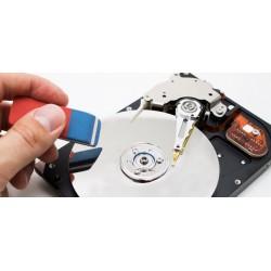 Cancellazione dati sicura con rilascio certificato (WIPING HardDrive)