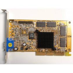 Scheda video AGP CM64A con 32MB