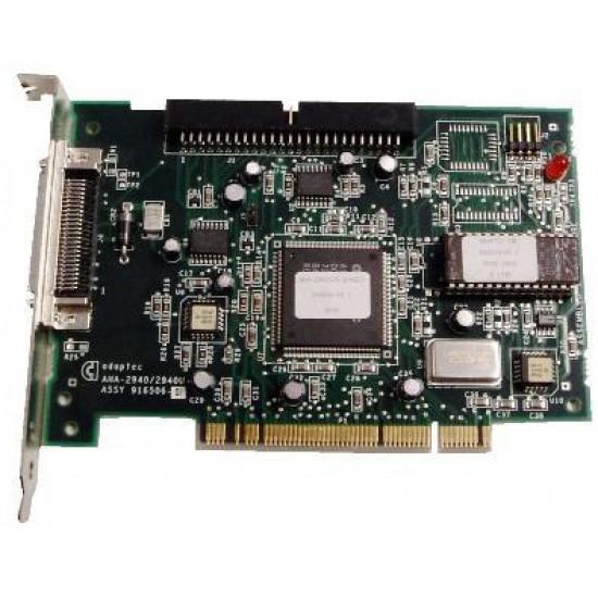 Controller Adaptec AHA-2940S76 w/ Auto 50-pin SCSI Controller
