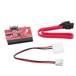 Convertitore Adattatore SATA / IDE hard disk 40 Pin Bidirezionale