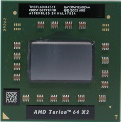 CPU AMD Turion 64 X2