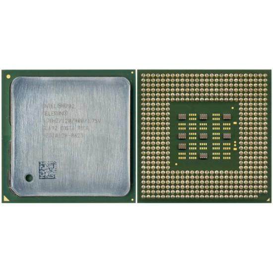 CPU Intel Celeron 1,7Ghz 128KB Cache FSB 400Mhz