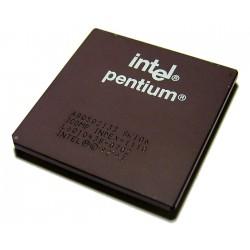 CPU Intel Pentium 133 Mhz Socket