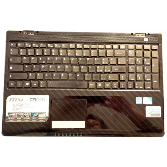 Personal Computer portatile MSI CR-620 con 4GB RAM e 500GB HardDisk
