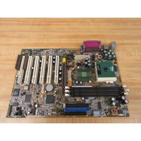 MainBoard ASUS CUSL2 con processore Intel Pentium III @ 400Mhz