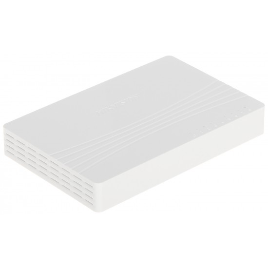 Switch Gigabit a 8 porte da tavolo con alimentatore Hikvision