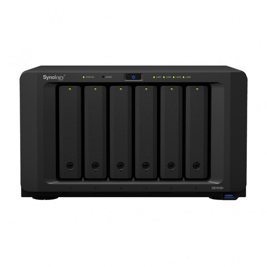 Server NAS Synology DiskStation DS1618 Plus