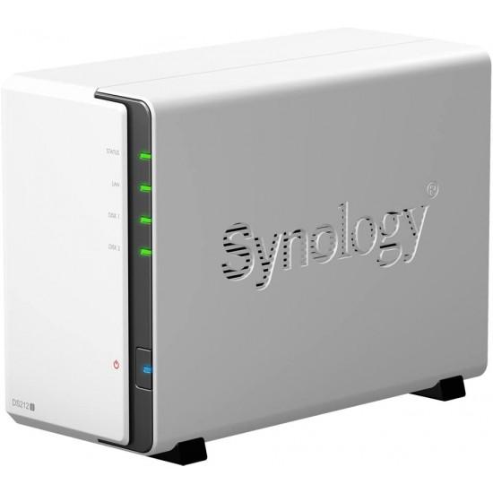 Synology Server NAS DiskStation DS212J