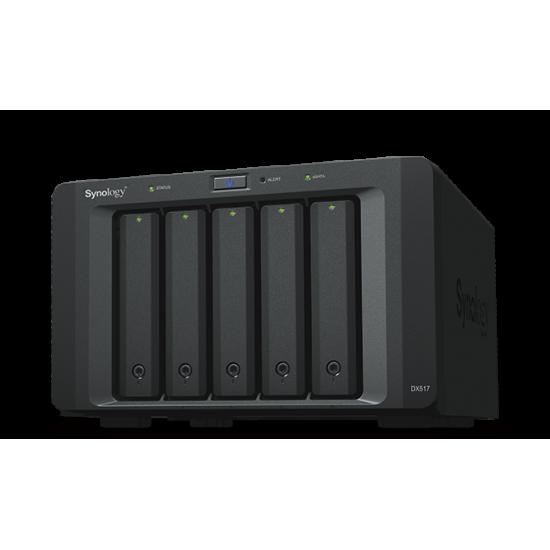 Unità di espansione per Server NAS Synology DX517