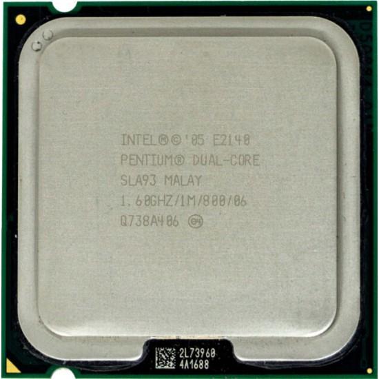 CPU Pentium E2140 Dual Core 1,6Ghz