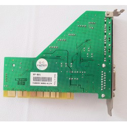 Scheda Audio interna ForteMedia SP-801 per slot PCI