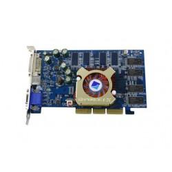 Video Card SVGA Albatron GeForce FX 5500 DirectX 9 FX5500EP 128MB 64-Bit DDR AGP 4X/8X Video Card