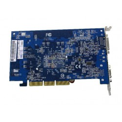 Scheda Video SVGA Albatron GeForce FX 5500 DirectX 9 FX5500EP 128MB 64-Bit DDR AGP 4X/8X Video Card