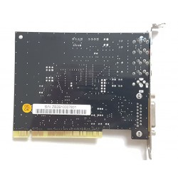 Scheda audio interna PCI Genius Sound Maker Value 4.1 Canali
