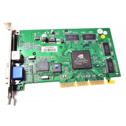 Nvidia GeForce2 MX Dell 05G998 5G998 AGP Graphics Card with 32MB