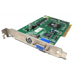 Scheda Grafica AGP Nvidia GeForce2 MX Dell 05G998 5G998 con 32MB
