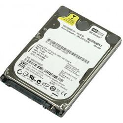 Hard Disk drive WesternDigital WD3200BEVT da 320GB da 2,5 Pollici