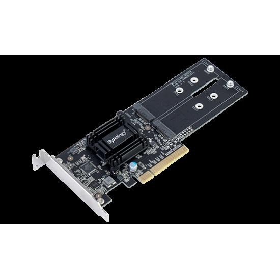 Scheda adattatore Dual M.2 SSD M2D18 per NAS Synology