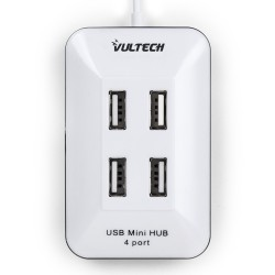 Vultech HU-01 4-door Usb Hub