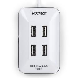 Hub Usb da 4 porte Vultech HU-01
