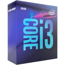 Processore Intel core I3-9100 a 3,6Ghz (4.2 Turbo) con dissipatore originale